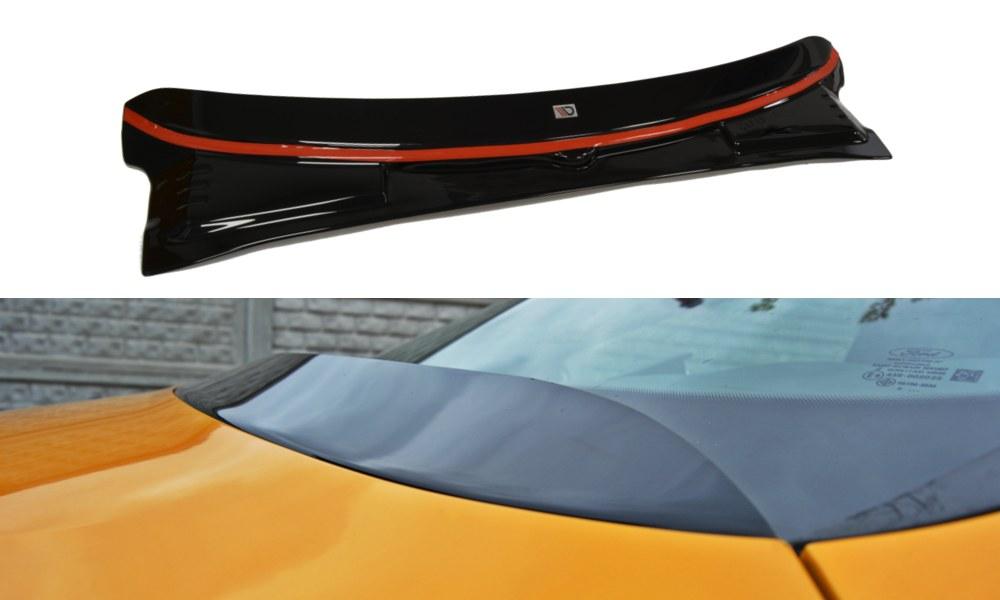 Przedłużenie Maski Ford Focus MK3 Przedlift - GRUBYGARAGE - Sklep Tuningowy